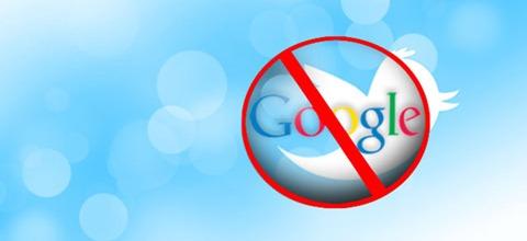 Cómo eliminar Tweets de las búsqueda de Google
