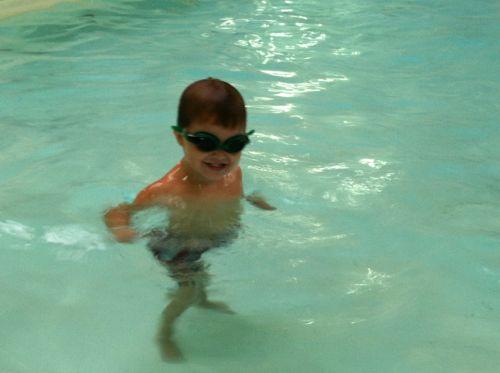 Ash+Swimming