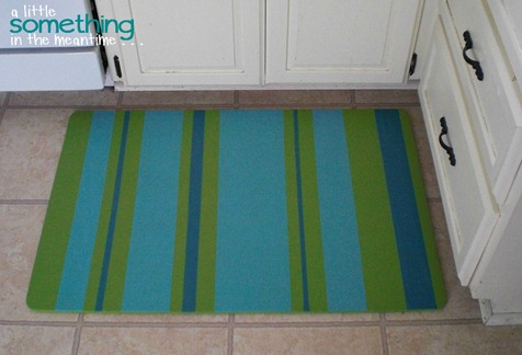 Kitchen Rug After WM