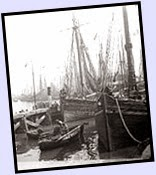 Grimsby Fishing Docks 1890