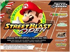 Street Blast Open