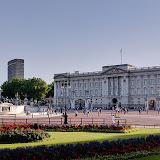 Buckingham Palace is the official residence of the British monarch