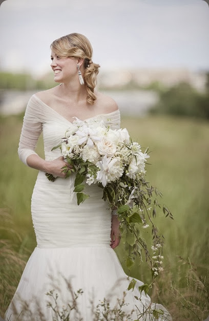 cascade Sullivan-Owen-Philadelphia-Wedding-Florist-White-Green-Lovemedo-Cascade-Bouquet-21 Love Me Do Photography