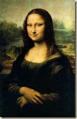 Leonard de Vinci, La Joconde