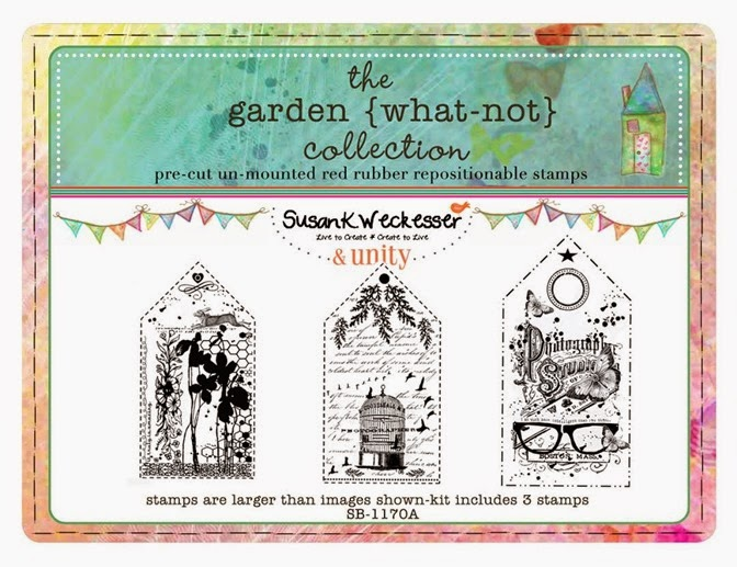 What-not garden label