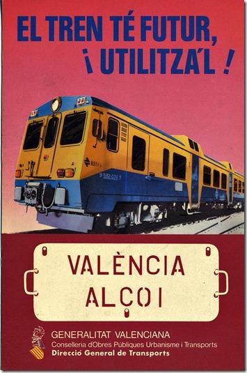 El tren Té Futur Utiliza´l