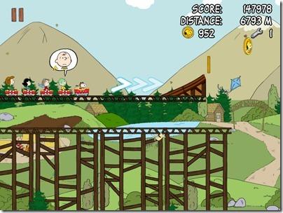 Snoopy coaster 10