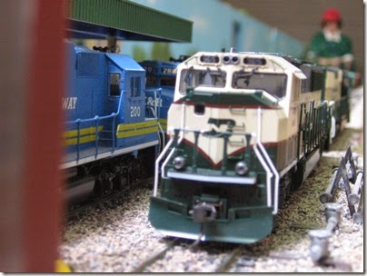 IMG_6083 LK&R Layout at the Three Rivers Mall in Kelso, Washington on April 14, 2007