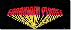 Forbidden Planet Title