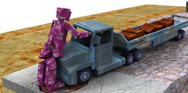 Juegos de camiones Tricky Truck gratis