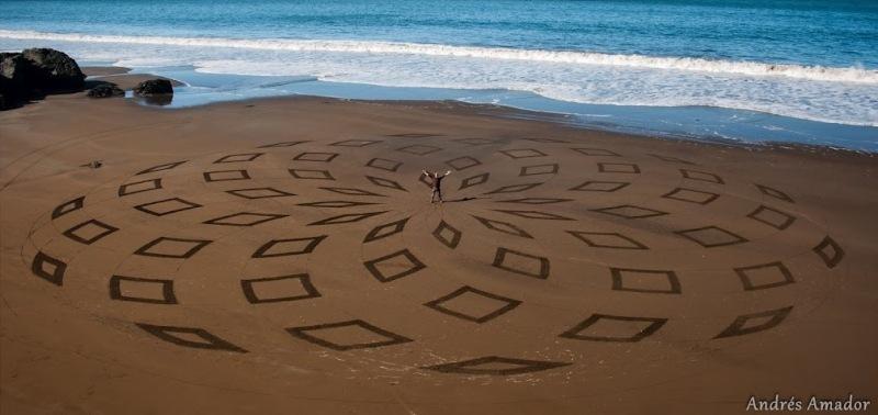 playa painting- portal