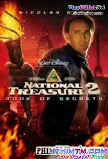 Kho Báu Quốc Gia Phần 2 - National Treasure II: Book Of Secret Tập HD 1080p Full
