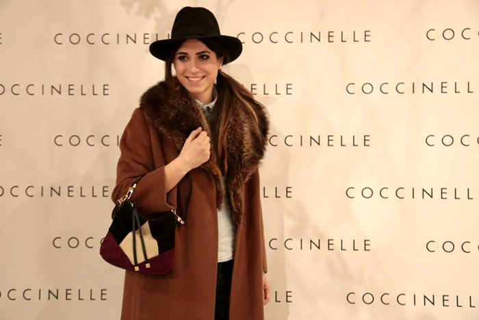 BAG PRESS DAY: COCCINELLE, PAULA CADEMARTORI E SARA BATTAGLIA
