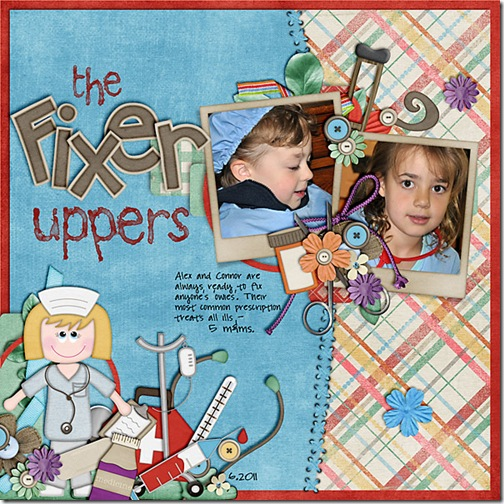 The Fixer Uppers