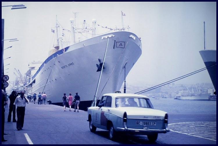 El MONTE UMBE en Las Palmas. 1973. Crucero del eclipse. Foto Flickr. John C. McConnell´s Photostream.jpg