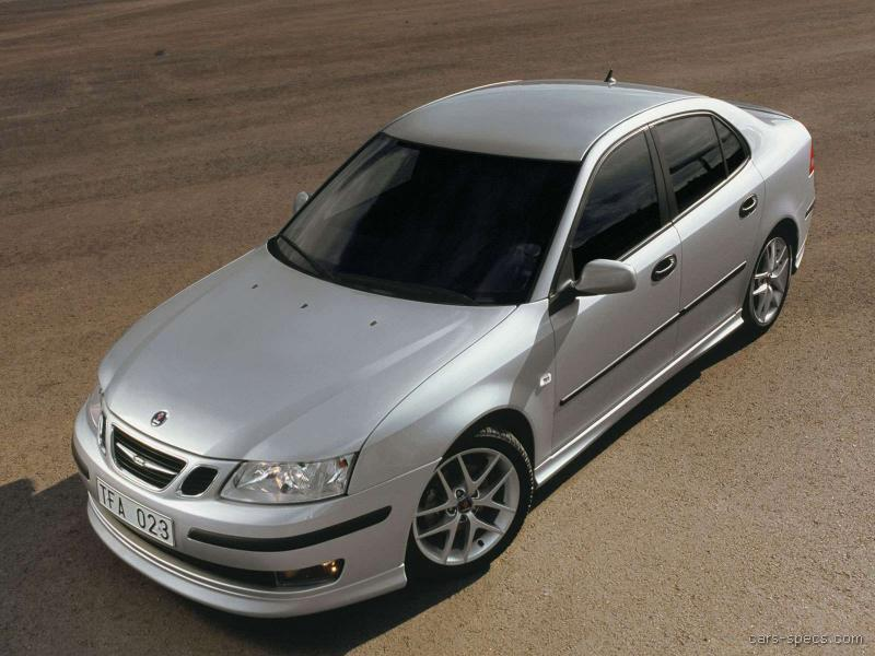 2006 saab 9 3 sedan specifications pictures prices. Black Bedroom Furniture Sets. Home Design Ideas