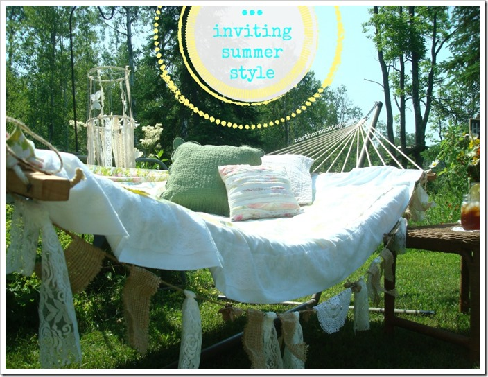 {NorthernCOTTAGE} - inviting SUMMER STYLE