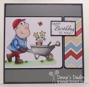 Donna - garden life