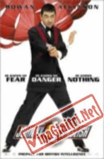 Điệp Viên Không Không... Thấy - Johnny English (2003)