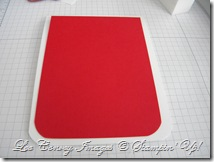 How to make large rounded corners 009
