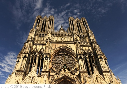 'Notre-Dame de Reims' photo (c) 2010, troye owens - license: http://creativecommons.org/licenses/by-sa/2.0/