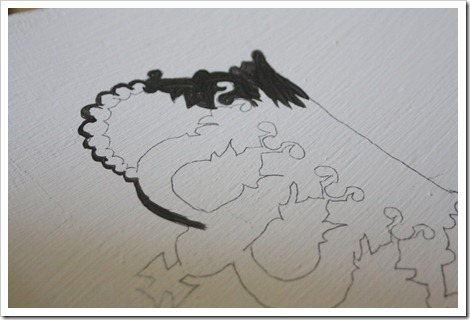 painted crown