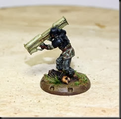 Battle Grenadier with Panzershreck