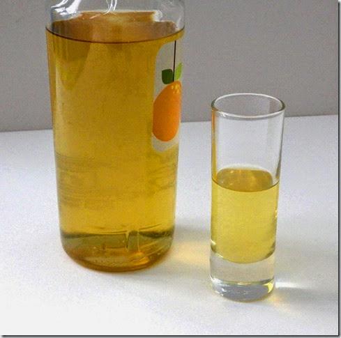 Tangerine Gin