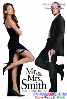 Ông Bà Smith - Mr. And Mrs. Smith Tập HD 1080p Full