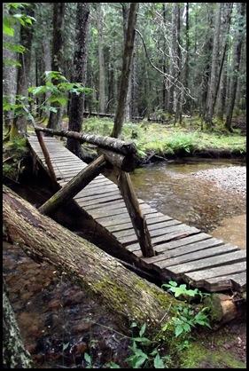 Jordan Stream and 4 bridges 199