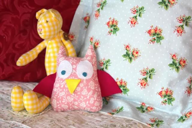 easy sew owl 9