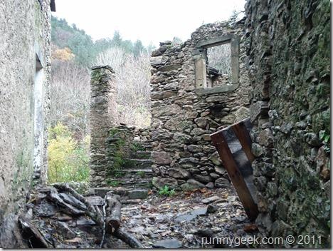 Village abandonné de Caissenols