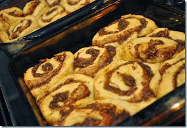 Pumpkin Pie Cinnamon Rolls (24)