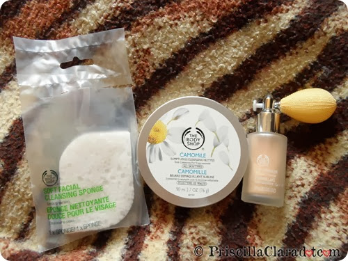 Priscilla Clara beauty blogger The Body Shop haul_2