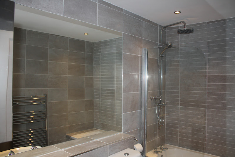 B And Q Bathroom Wall Tiles : We fit your ideal bathroom from start to finish all