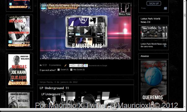 Linkin Park World News Beta Por Mauricio.X Twitter @Maurixioxlp [1]