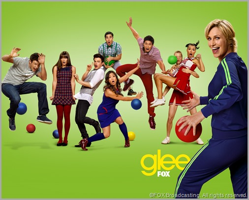 Feel like throwing something at this show? Me too! CLICK to visit GLEE online.