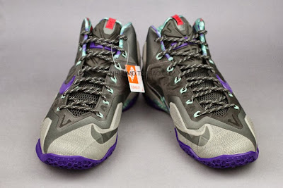 nike lebron 11 gr terracotta warrior 7 07 Nike LeBron XI (11) Terracotta Warrior Available on eBay