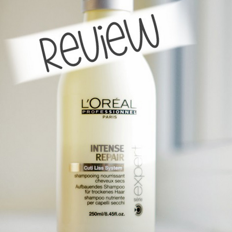 [Review] L'Oréal–Intense Repair Shampoo