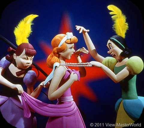 View-Master Walt Disneys Cinderella (B318), Scene 6