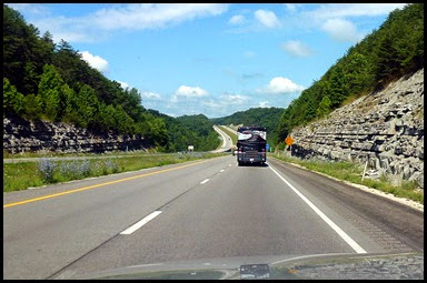 04c - I-64W through Kentucky - Daniel Boone NF