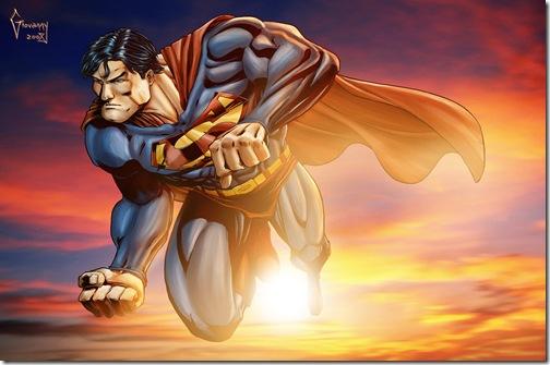 Superman,Jerry Siegel,Joe Shuster,Kal-El,Clark Joseph Kent,Christopher Reeve (133)