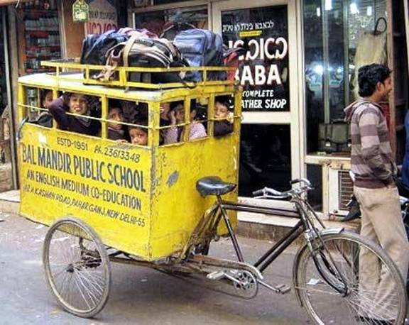 In India, every problem has a Solution :)