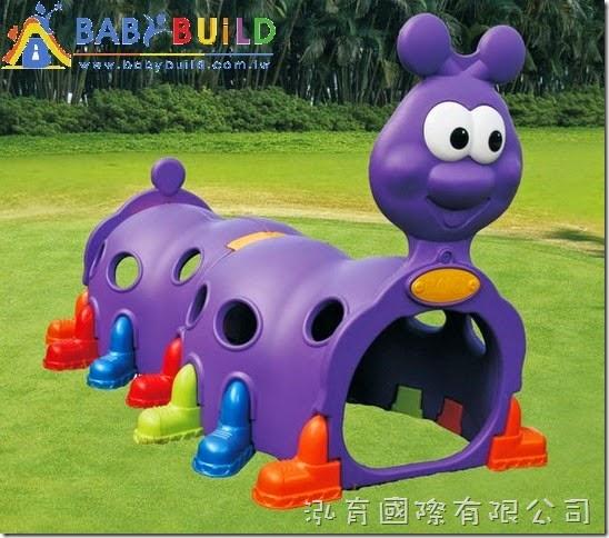 BabyBuild 蟲蟲向前衝
