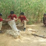 Swachh Bharat Vidyalaya campaign at Swarnapuri Branch