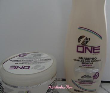 mascara e shampoo tanagra