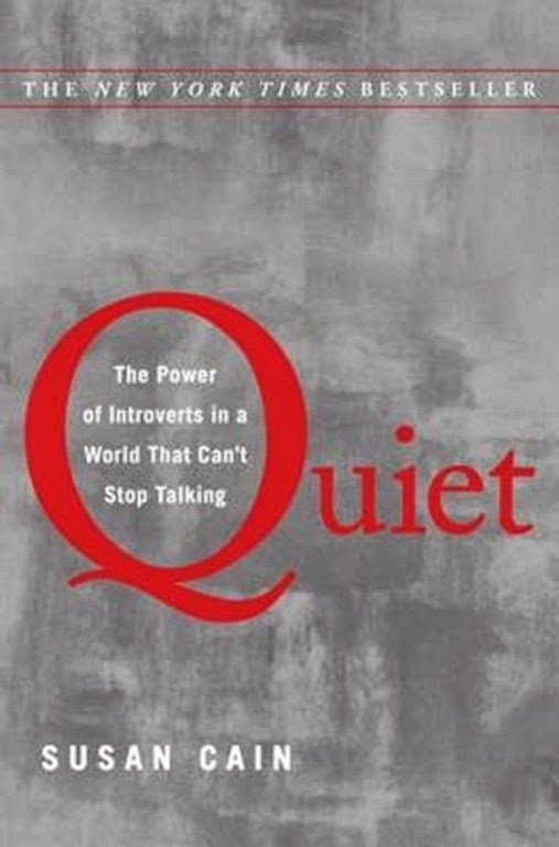 Book Cover - Quiet by Susan Cain