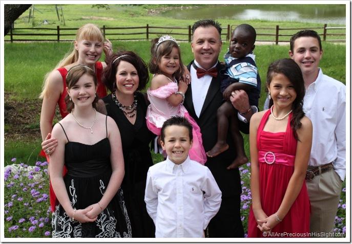 Chrissie family