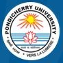 Pondhicherry University
