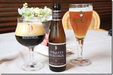 ブルージュの醸造所 De Halve Maan 直営カフェでひと休み